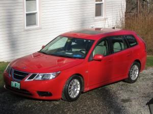 Goodbye Saab!