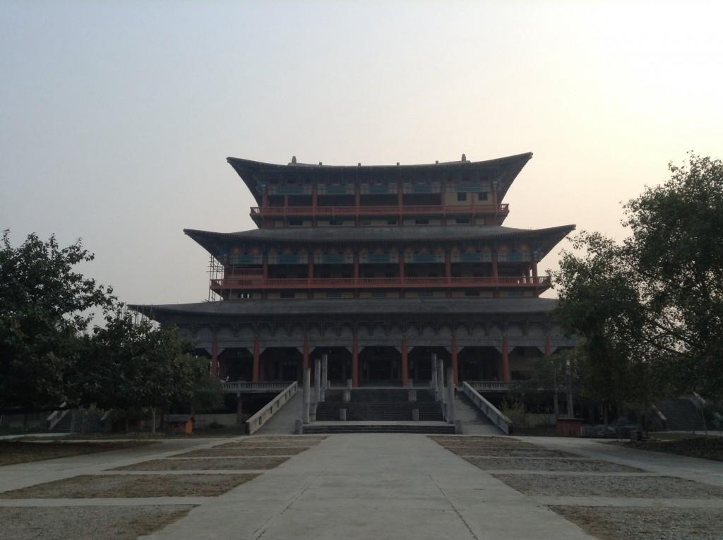 Korean Monastery